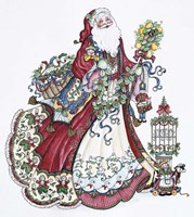 Twelve Days Of Christmas Fine Art Print