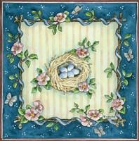 Bird Nest Fine Art Print