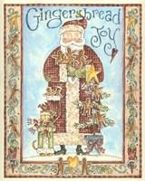 Gingerbread Joy Fine Art Print