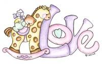 Baby - Love Fine Art Print