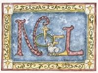 Noel 3 Fine Art Print