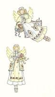 Medical Angels Fine Art Print