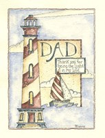 Dad Thank You Fine Art Print