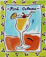 Pina Colada Fine Art Print