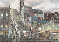 KearNYSt., San Francisco Fine Art Print