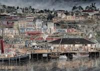 San Pedro By Starlight Fine Art Print