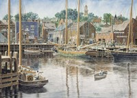 Old  Gloucester Fine Art Print
