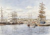 Nantucket, c.1865 Fine Art Print