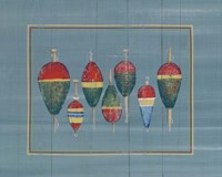 Buoys Fine Art Print