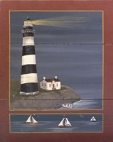 Lighthouse 4 Fine Art Print