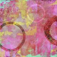 Circle Carnival I Fine Art Print