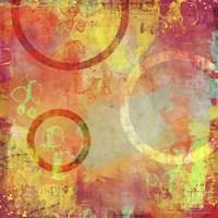 Circle Carnival II Fine Art Print