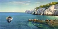 Caletta Mediterranea Fine Art Print