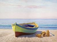 Al Mattino Fine Art Print