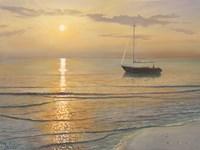 Mattino sul Mare Fine Art Print