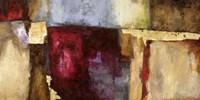 Rosso Fiorentino Fine Art Print