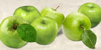 Green Apples Fine Art Print