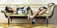Deco Lady Fine Art Print