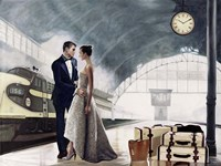 Love Journey Fine Art Print