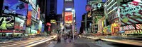 Times Square facing North, NYC Fine Art Print