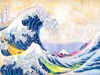 Hokusai's Wave 2.0 Fine Art Print