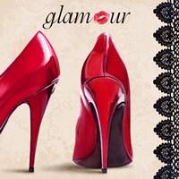 Glamour Fine Art Print