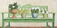 Jardin Francais Fine Art Print