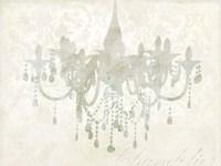 Chandelier Fine Art Print
