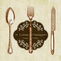 Cuisine Classique Fine Art Print