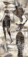 Africa I Framed Print