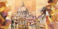 Splendida Roma Fine Art Print