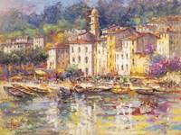 Portofino Fine Art Print