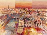 Sognando Parigi Fine Art Print