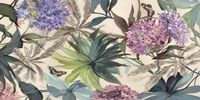 Hydrangeas Panel Fine Art Print