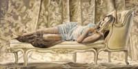 Lady of Pearls Fine Art Print