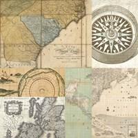 Cahiers de Voyage IV Fine Art Print