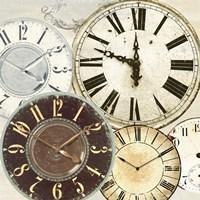 Timepieces II Fine Art Print