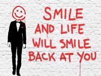 Smile Fine Art Print