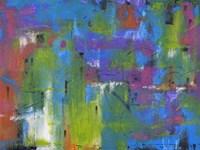 Quartiere Colorato Fine Art Print