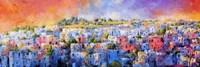 Jodhpur, la Citt & Agrave; Blu Fine Art Print