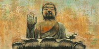 Buddha the Enlightened Fine Art Print