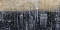 NYC Aerial 3 Fine Art Print