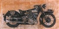 Brough Superior Fine Art Print