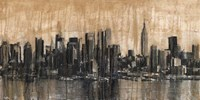 NYC Skyline 1 Fine Art Print