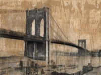 Brooklyn Bridge 2 Fine Art Print