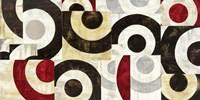 Connessione Geometrica Fine Art Print