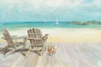 Seaside Morning no Window Fine Art Print