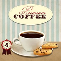 Premium Coffee Fine Art Print