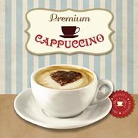 Premium Cappuccino Fine Art Print