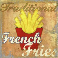 French Fries Fine Art Print